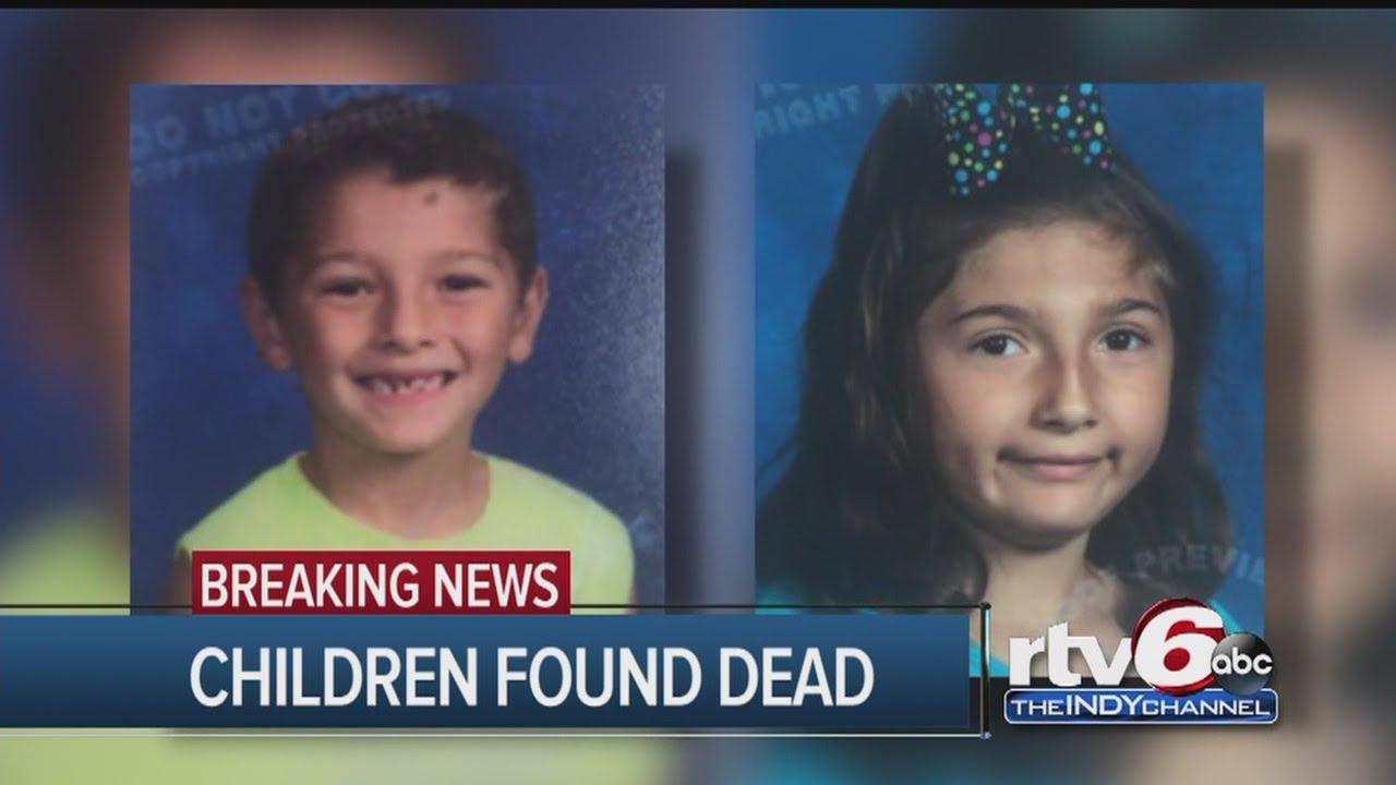 Two Children At Center Of Fort Wayne Amber Alert Found Dead