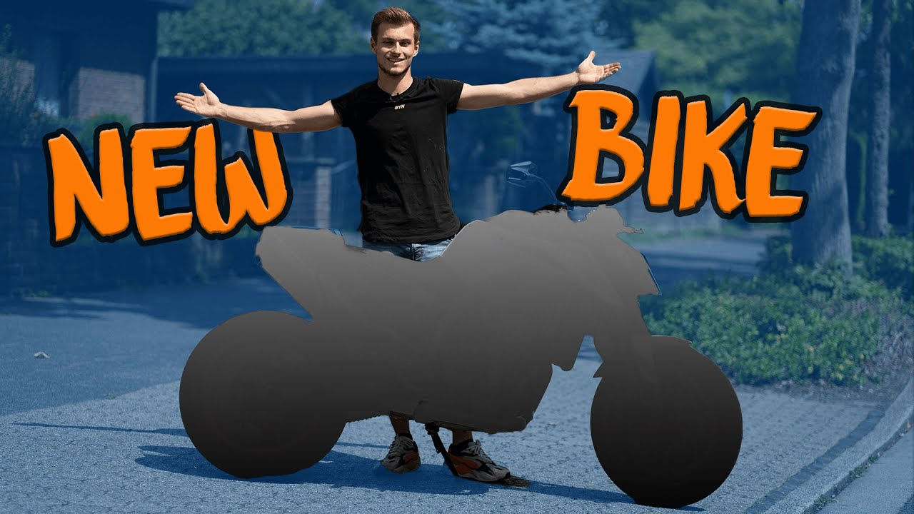 Mein Neues Motorrad! 😱 | Niklas Wetterhahn