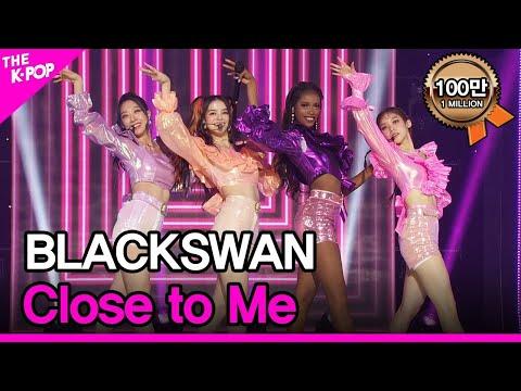 BLACKSWAN, Close to Me (블랙스완, Close to Me)[THE SHOW 211019]