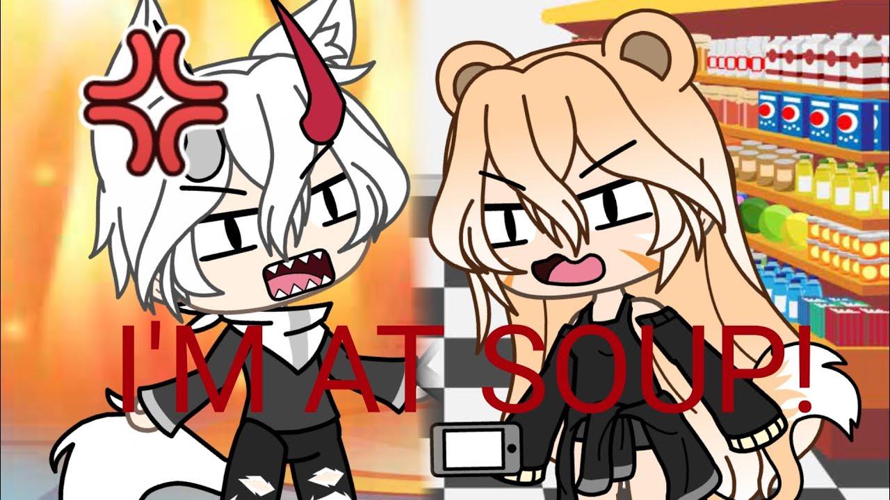 I'm at Soup    meme - YouTube