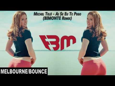 Michel Teló - Ai Se Eu Te Pego (BIMONTE Remix)