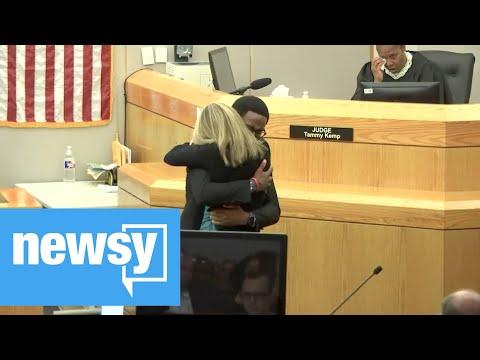 Ex-Dallas officer Amber Guyger sentenced