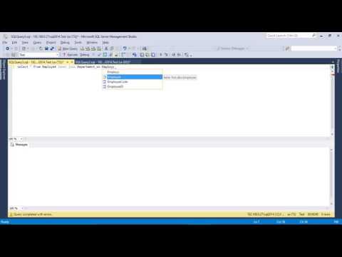Advance SQL for software development