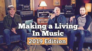 Making A Living In Music (2019 Update)