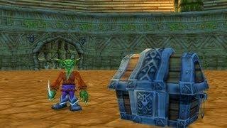 Истории Ветрослава. Часть двенадцатая: Великий хозяин арены Гурубаши. World of Warcraft
