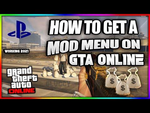 HOW TO INSTALL GTA 5 MOD MENU ON PS4
