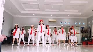 Download Mp3 Negeriku Tercinta | Line Dance | Choreo By Uli Elfrida