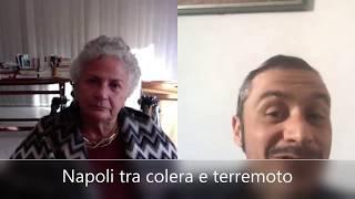 Napoli ha conosciuto il colera nel 1973 e terremoto 1980. lucia valenzi intervistato lo storico marcello anselmo sul ruolo svolto dalla politica ...