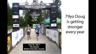 79yo elite runner, Doug, just keeps getting better
