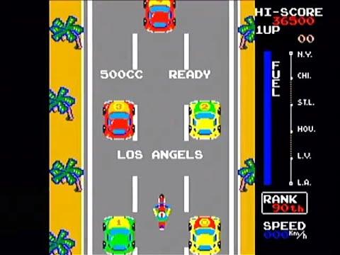 Zippy Race / MotoRace USA (PS1) - Gameplay
