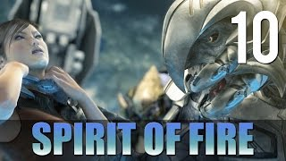 [10] Spirit of Fire (Let's Play Halo Wars: Definitive Edition PC w/ GaLm)