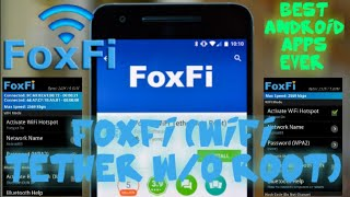 Best Alternative to FoxFi Key (supports PdaNet)