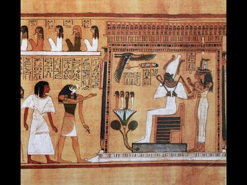 Egyptian Art and its Formal and Symbolic Qualities cc