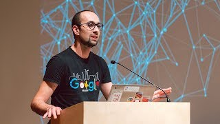 L'intelligence artificielle chez Google - GHEORGHE COMANICI - #intersections VOL.2