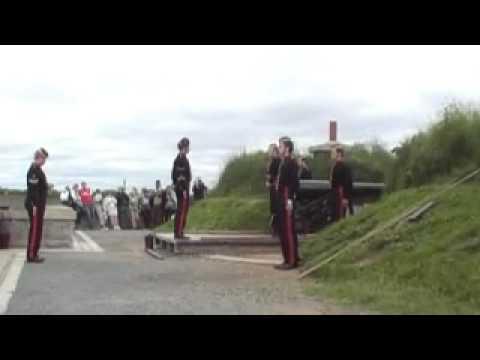 "Noon Day Gun,""Halifax Citadel"" July 2009"