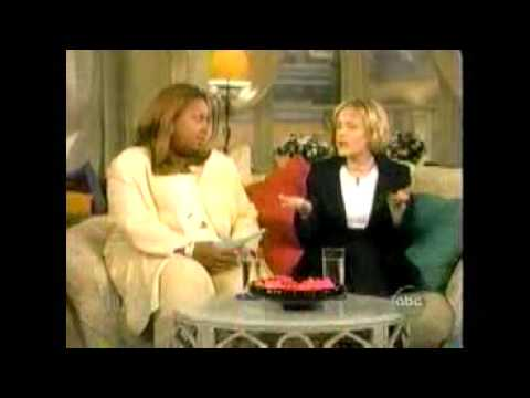 MARY STUART MASTERSON ON THE VIEW