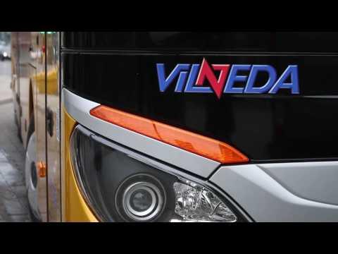 Аренда автобусов | аренда микроавтобусов в Литве