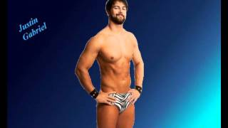"2011: Justin Gabriel 12th WWE Theme Song ""Power"""