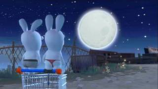 GamesCom Gameplay Video - Rabbids Go Home [US]