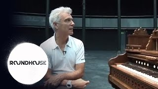 Playing the Building: An installation by David Byrne
