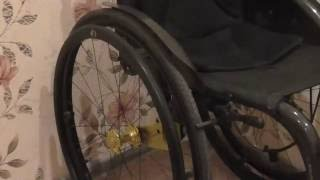 Kuschall Champion Carbon - обзор кресло- коляски