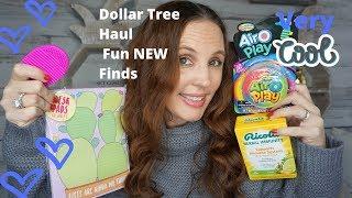 NEW DOLLAR TREE HAUL |Lots of fun new Finds :)