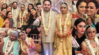 Aditi Gupta Marriage | Anita Hassanandani, Krystle Dsouza, Kritika Kamra, Drashti Dhami