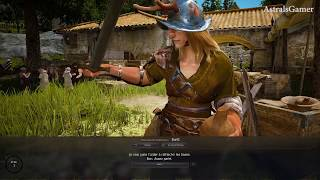 LongPlay Black Desert Online full game part 1 | No commentary