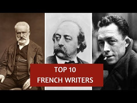Top 10 Best Writers In French | Wisdom Duck