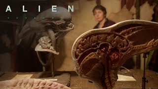 Alien: Covenant | The Secrets of David's Lab: The Neomorph | 20th Century FOX