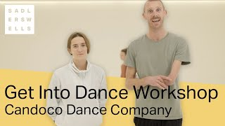 Get Into Dance Workshop: Candoco Dance Company