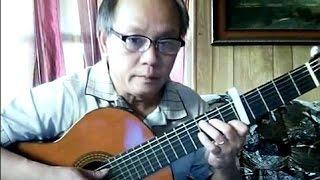Em Đã Quên Mùa Thu (Tùng Giang - Nam Lộc) - Guitar Cover by Hoàng Bảo Tuấn