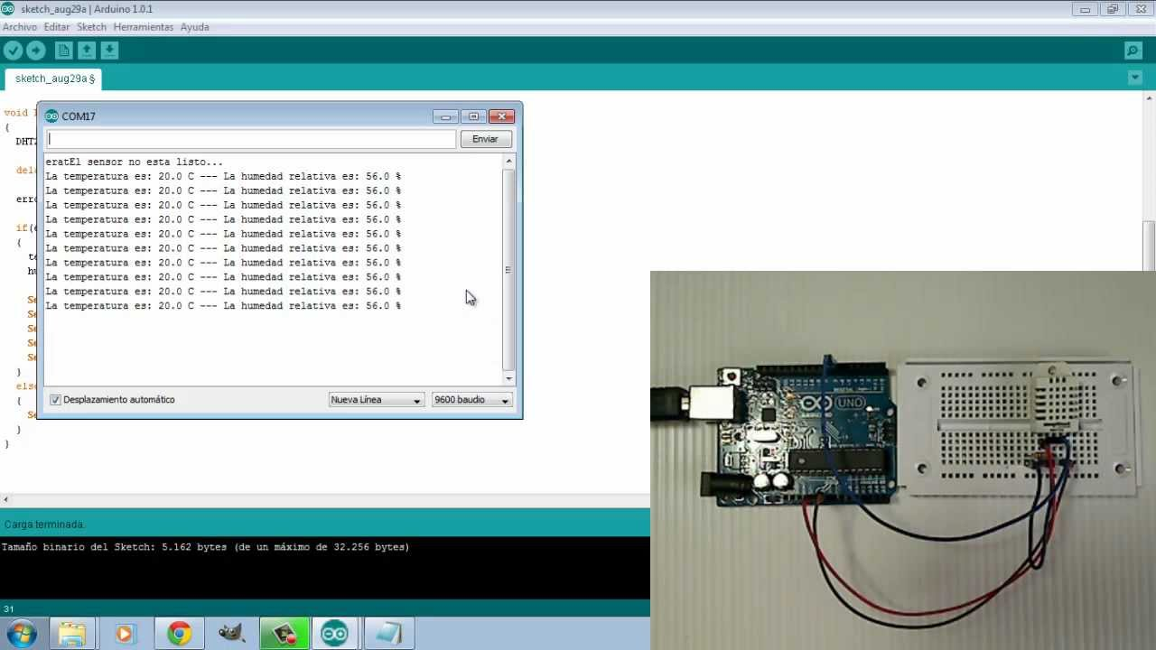 Sensores T01sen Sensor De Humedad Y Temperatura Rht03