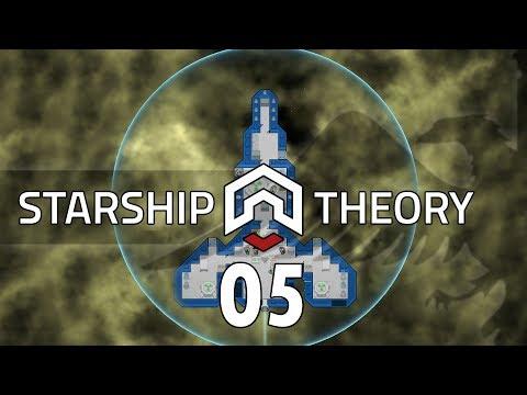 Starship Theory Alpha RIMWORLD MEETS FTL...