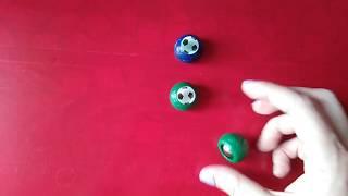 """Развиваем речь с мячиками из """"Пятерочки"""".  Слоговая структура.  Логопед."""