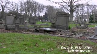 101 WALKS TO THE GRAVE OF IMOGEN HASSALL DAYS 1-3