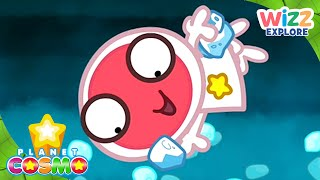 Planet Cosmo | Space Cool Down | Full Episodes | Wizz Explore