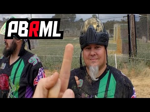 LIVE AT MIDWAY PAINTBALL