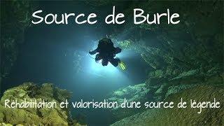 Source de Burle, réhabilitation et valorisation d