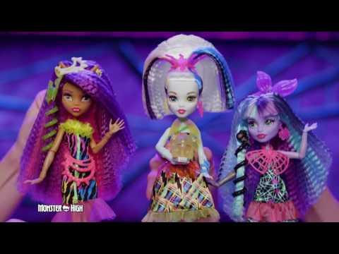 Monster High® Electrisant | DVH72 & DVH69 streaming vf