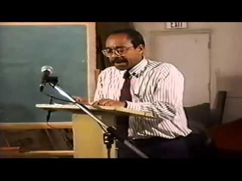 Dr  Arthur Lewis- European Economic Domination of Afrika and Afrikans