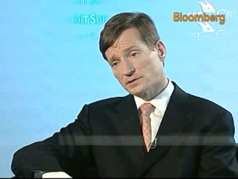 Credit Suisse's Dougan Discusses Swiss Off-Shore Banking: Video