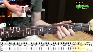 [일곱 색깔 무지개] 작은거인(김수철) - 기타(연주, 악보, 기타 커버, Guitar Cover, 음악 듣기) : 빈사마 기타 나라