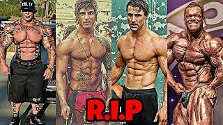 Top 7 Bodybuilders Who Died Young BUT LEFT LASTING LEGACY !!
