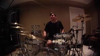 Chris Dimas - New Rules - Dua Lipa - Drum Cover