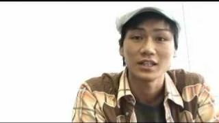 2007年の林龍之介。夏ツアーについてのコメント.