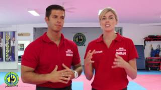 Instructor Tip- (how to avoid) Siblings practicing martial arts at home