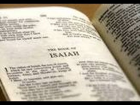 #1 Book of Isaiah 1-2:5 by Chuck Missler