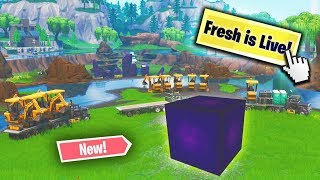 FORTNITE LOOT LAKE EVENT + CUBE COULD BE RETURNING SOON! (FORTNITE BATTLE ROYALE)