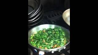 Tuscan Kale With Sausage At Gigi Trattoria
